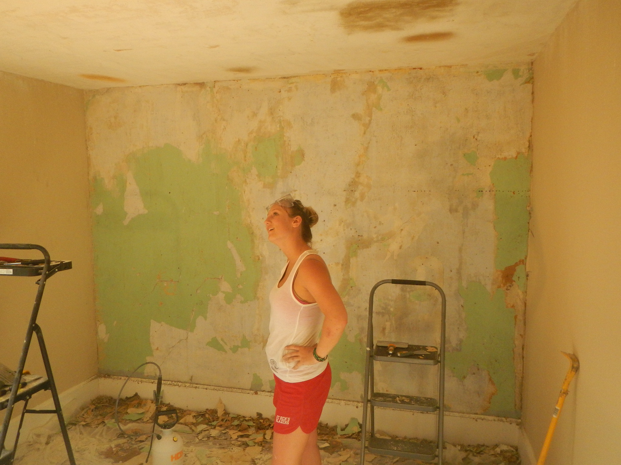 How To Prepare A Wall After Sanding For Paint